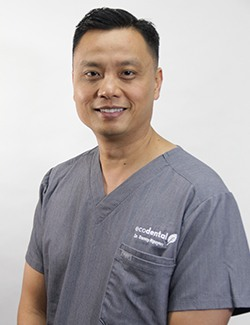 Head shot Danny Nguyen, DDS Eco Dental Sugarland